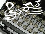 masina de scris simfonica