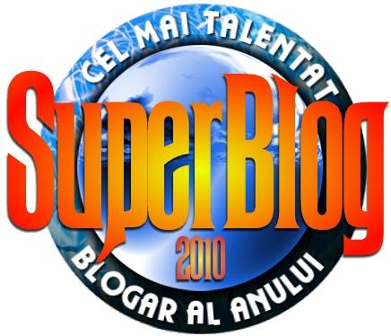 Superblog 2010 contest