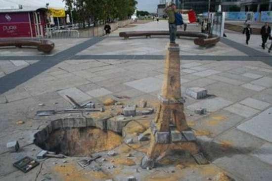 2lols 3d street art manubv.wordpress.com