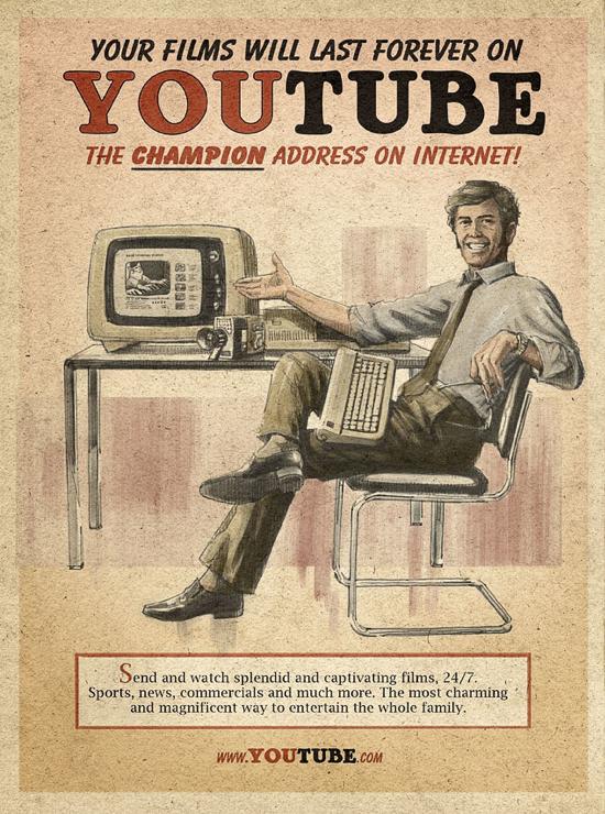 youtube vintage