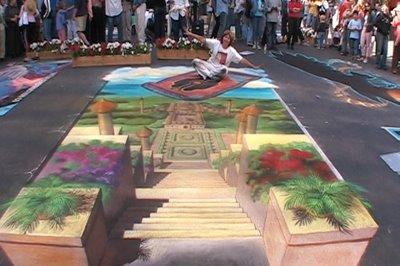 iluzie-trotuar-covor-zburator