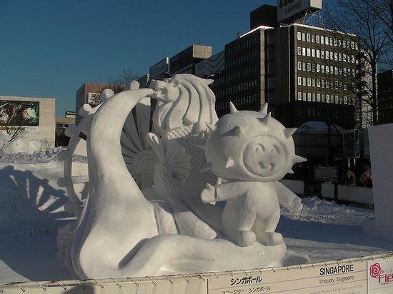 sculptura-gheata-japan