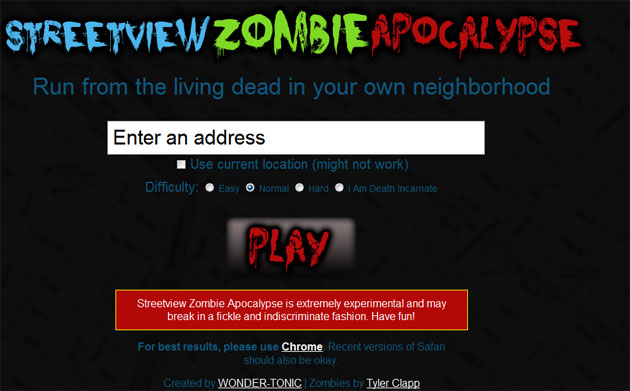 street-view-zombie-invader-joc-duminica