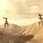animatie-film-vimeo-stilt-walkers-interesant-duminica