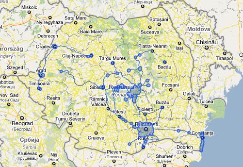 google-street-view-romania-orase-acoperite
