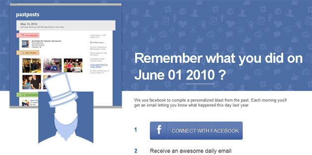 past-posts-aplicatie-facebook-website