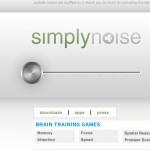 simply noise sunet calmant relaxant