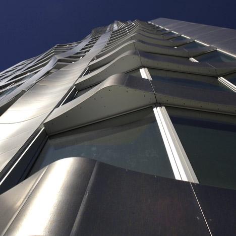 dezeen-new york by frank gehry arhitectura moderna-3