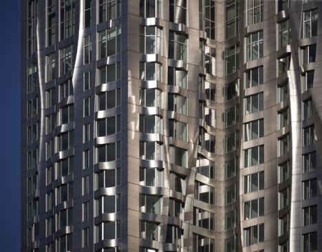 dezeen-new york by frank gehry arhitectura moderna-4