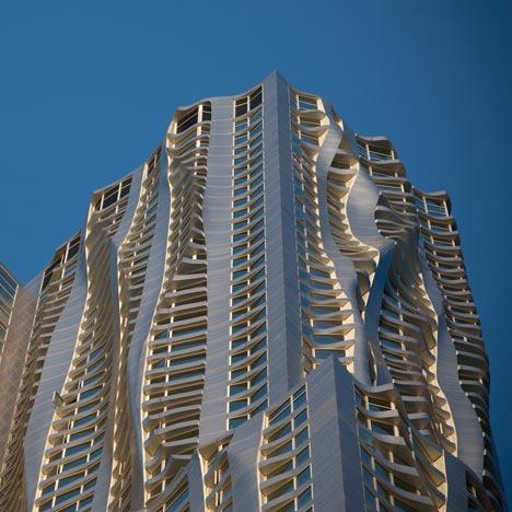 dezeen-new york by frank gehry arhitectura moderna-6