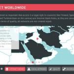 infografic interactiv starea internetului online schools