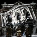 proiectie 3d pe cladiri cartare arhitecturala interactiva