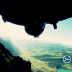 warm up wingsuit basejump