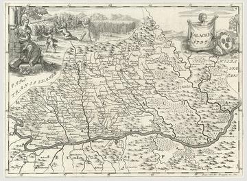 Valahaia-harta-Muntenia-1737