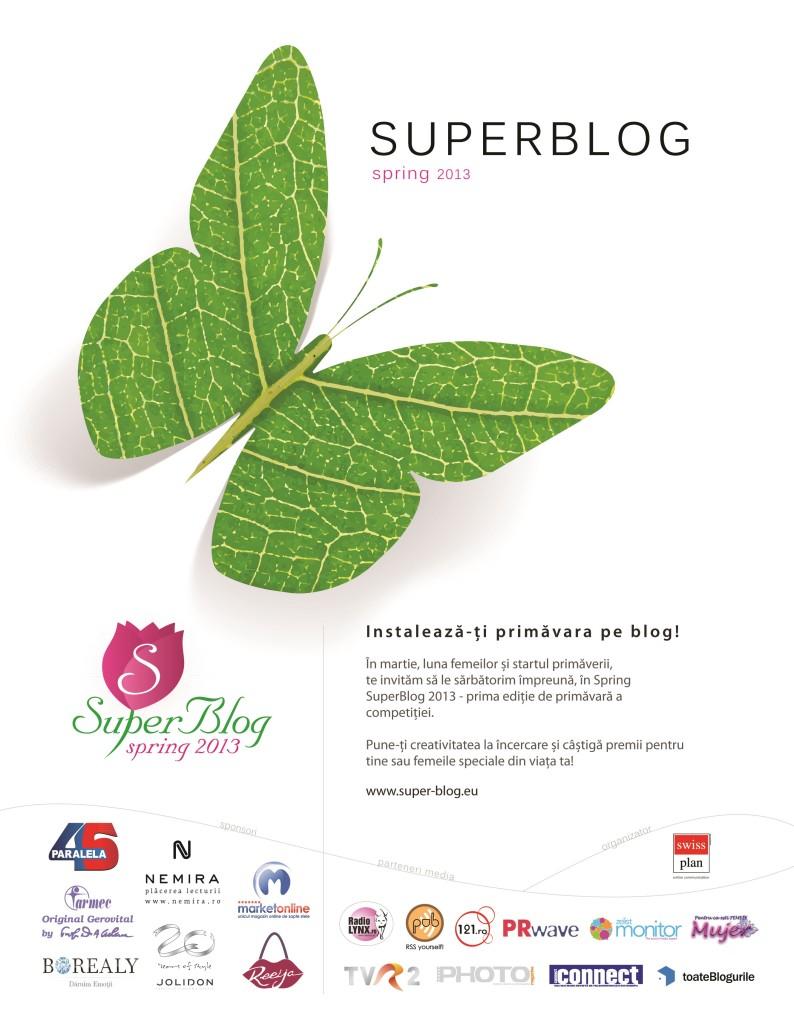 superblog spring 2013