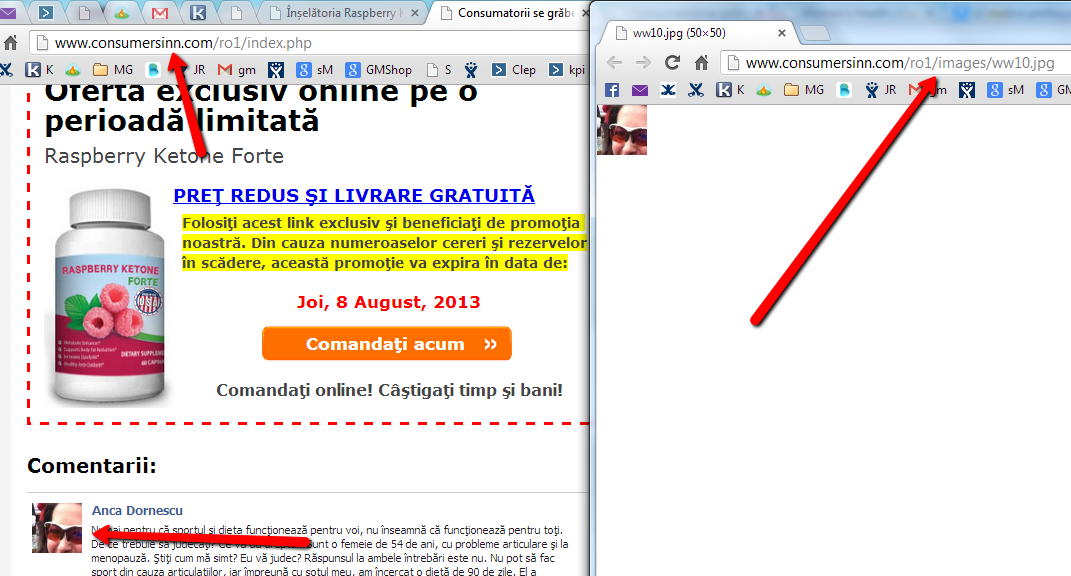 consumersinn-inselaciune-frauda-raspberry-ketone-imagine-facebook-falsa