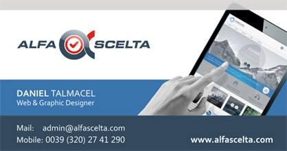 Alfa Scelta webdesign Torino