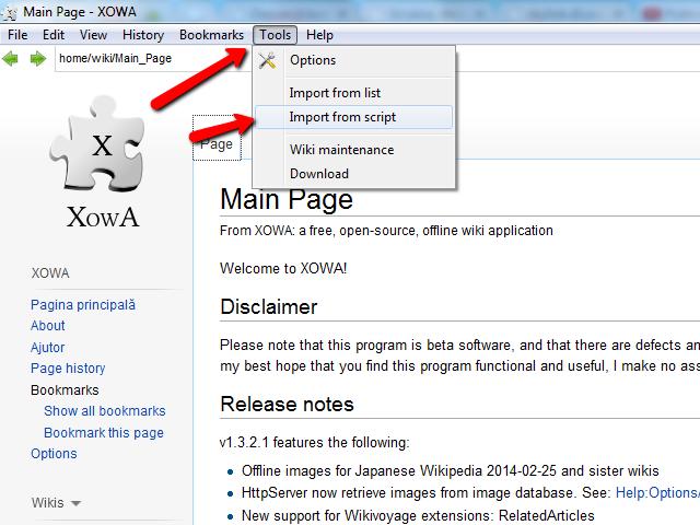 xowa-descarca-wikipedia-offline-tools-import-script