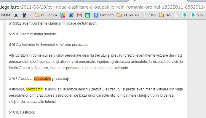 prezicatori-romania-functii-oficiale-ordinul-1832-2011-si-856-2011